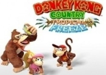 Дата релиза Donkey Kong Country: Tropical Freeze