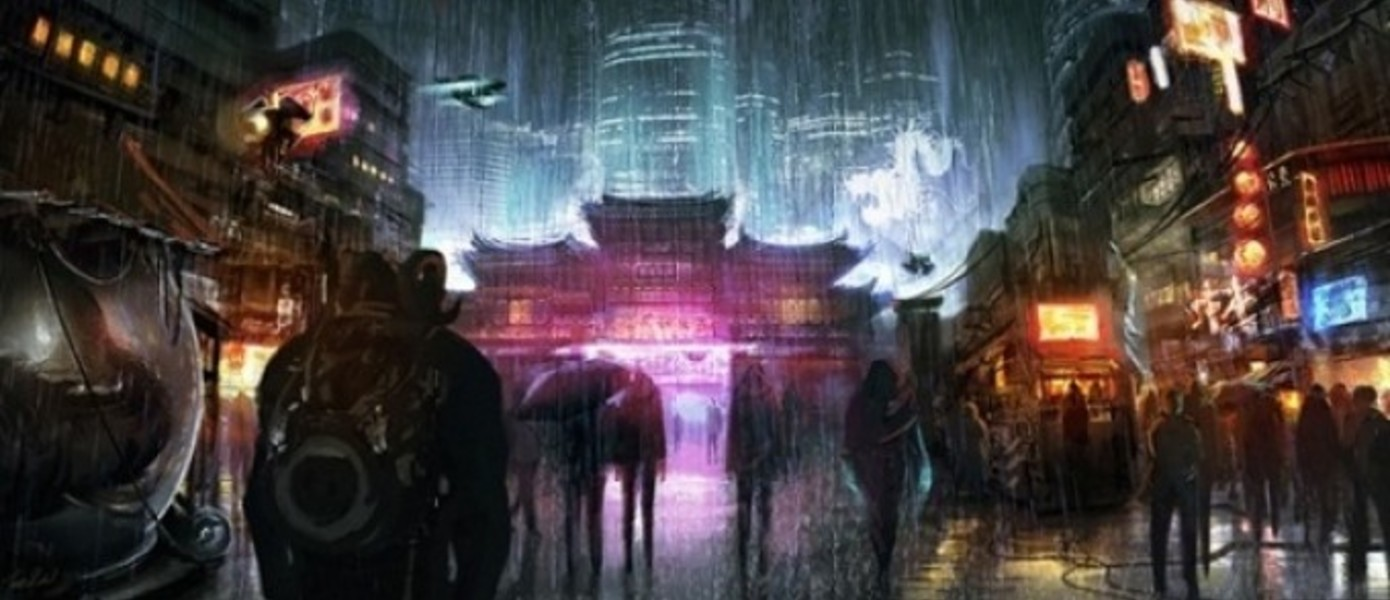 Представлен сеттинг следующей части Shadowrun