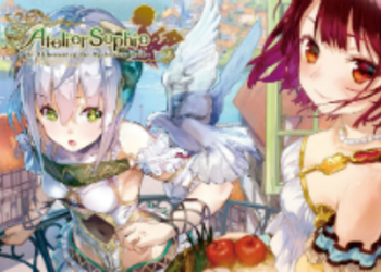 Обзор Atelier Sophie: The Alchemist of the Mysterious Book