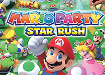 Обзор Mario Party: Star Rush