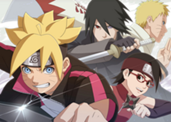 Обзор Naruto Shippuden: Ultimate Ninja Storm 4 - Road to Boruto