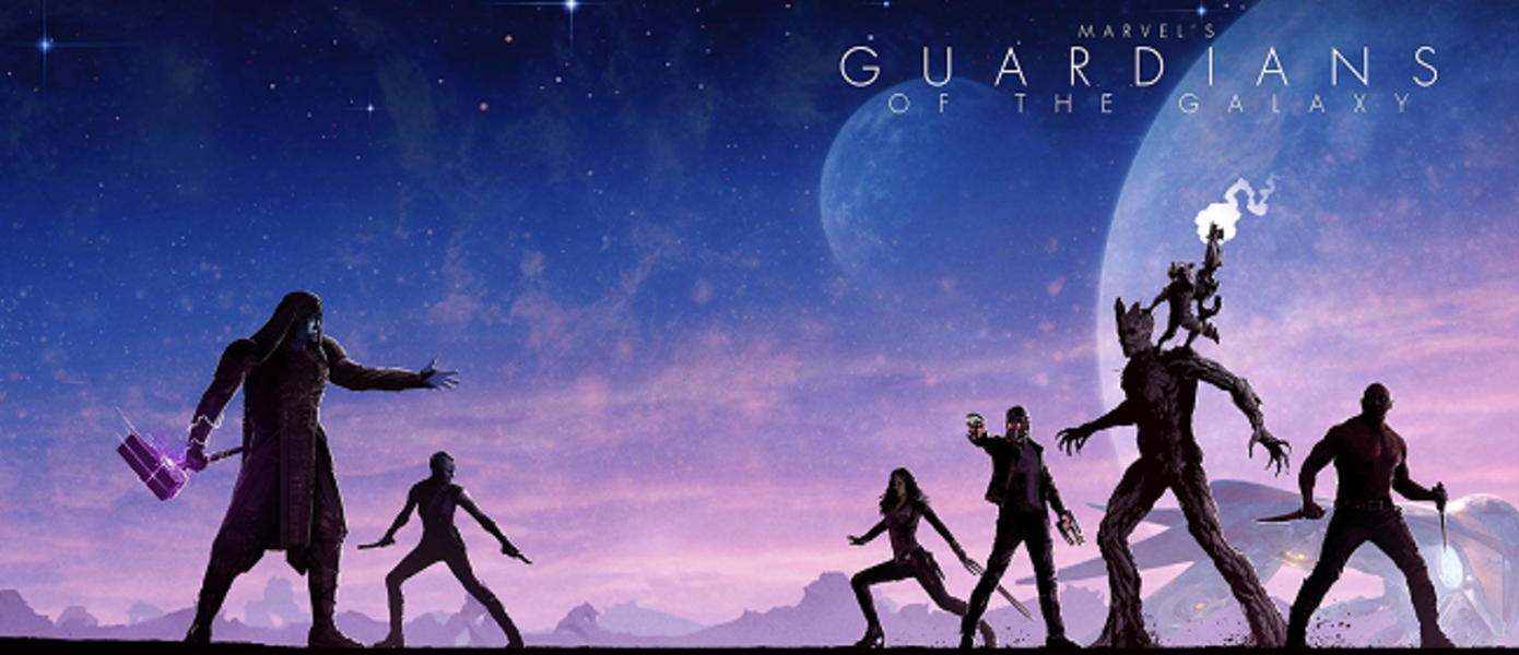 Обзор Marvel's Guardians of the Galaxy - Episode 1: Tangled Up in Blue