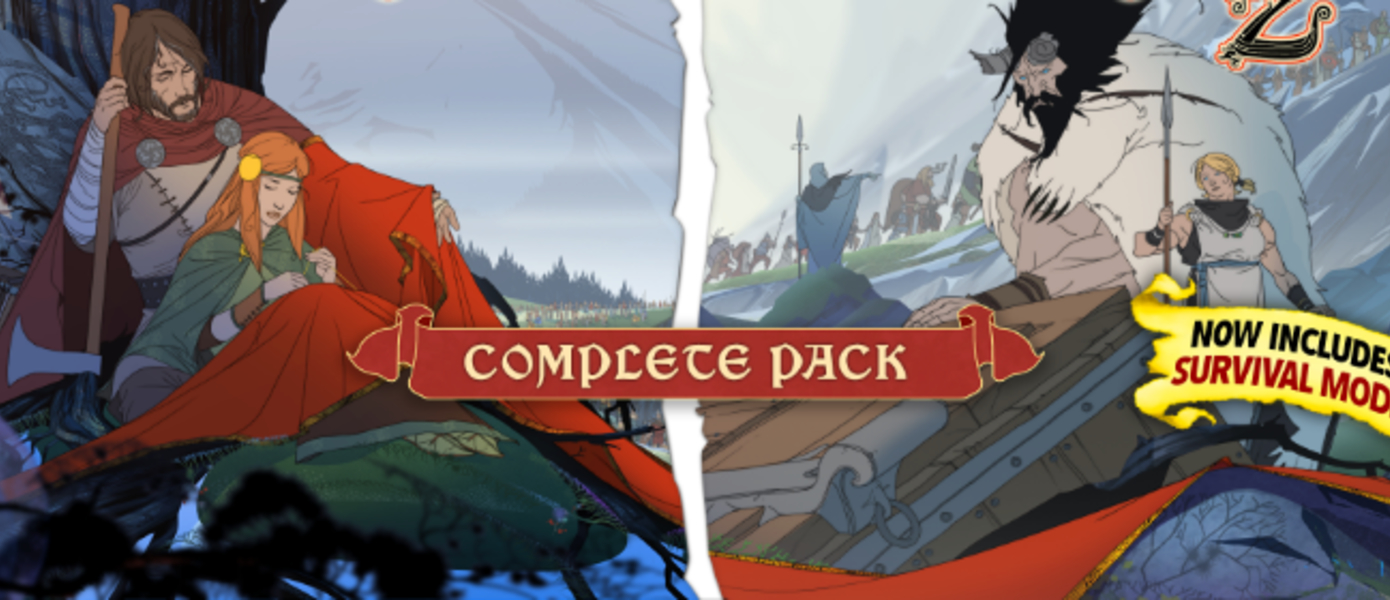 Обзор The Banner Saga Complete Pack