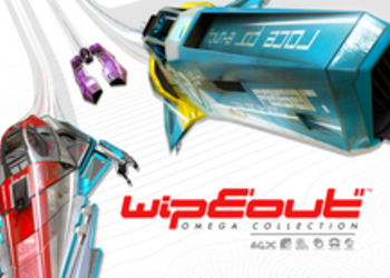 Обзор Wipeout: Omega Collection