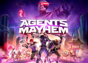 Обзор Agents of Mayhem