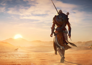 Обзор Assassin's Creed Origins: The Hidden Ones