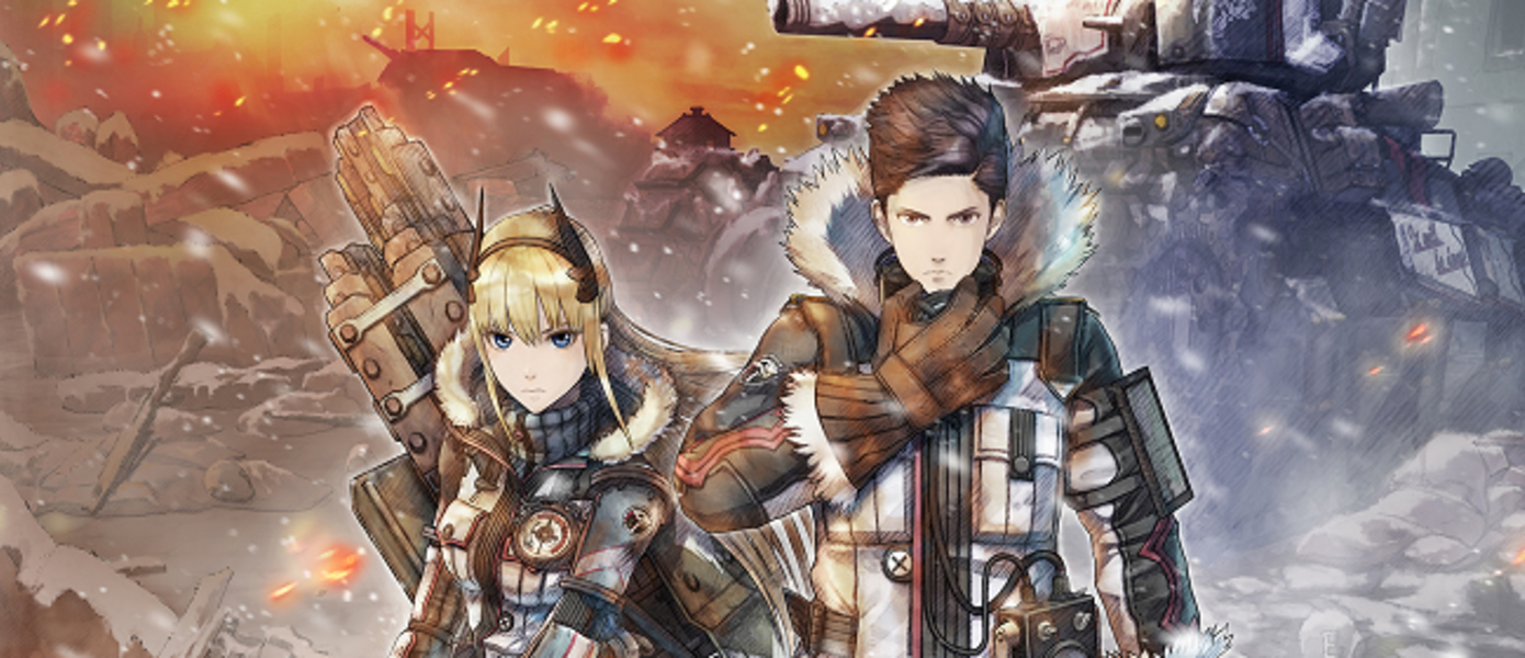 Обзор Valkyria Chronicles 4