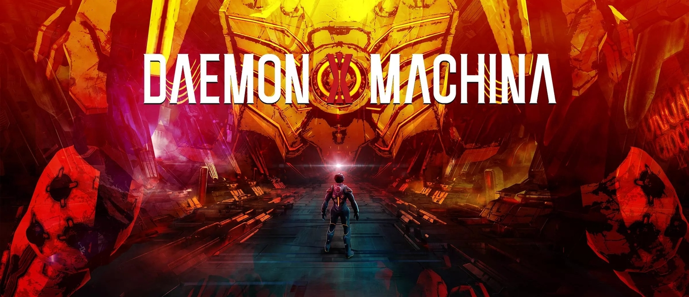 Обзор Daemon X Machina