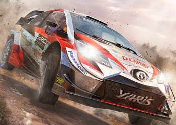 Обзор WRC 8 FIA World Rally Championship