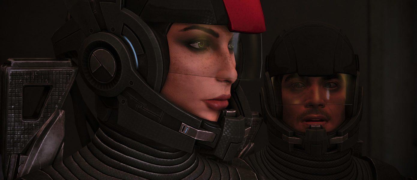 Блеск былого величия: Обзор Mass Effect: Legendary Edition