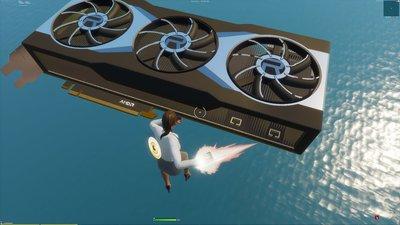 Новое поколение Radeon: AMD показала дизайн видеокарт серии RX 6000