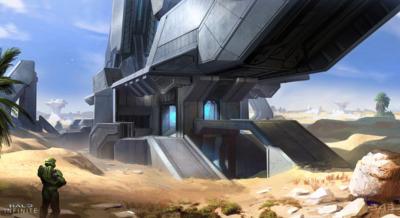 Флагман Xbox: Появились новые скриншоты и арты Halo Infinite - игроков приглашают на техническое тестирование