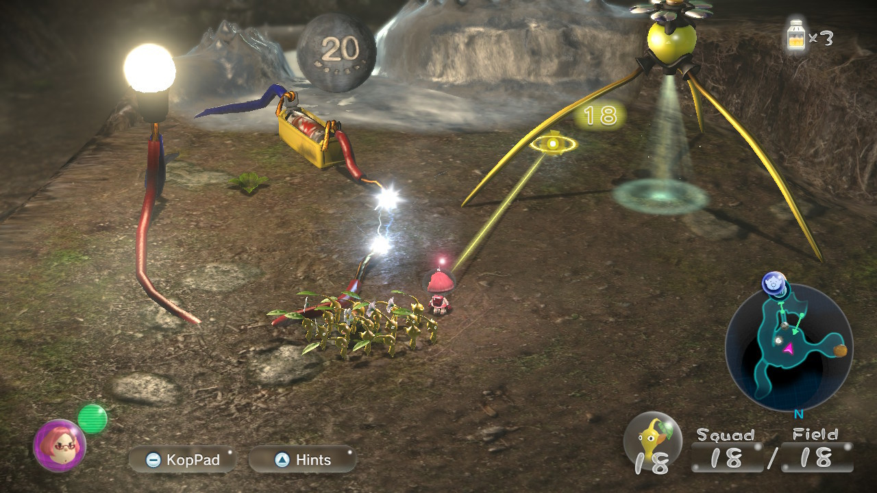 Возвращение уникальной стратегии от Nintendo: Обзор Pikmin 3 Deluxe