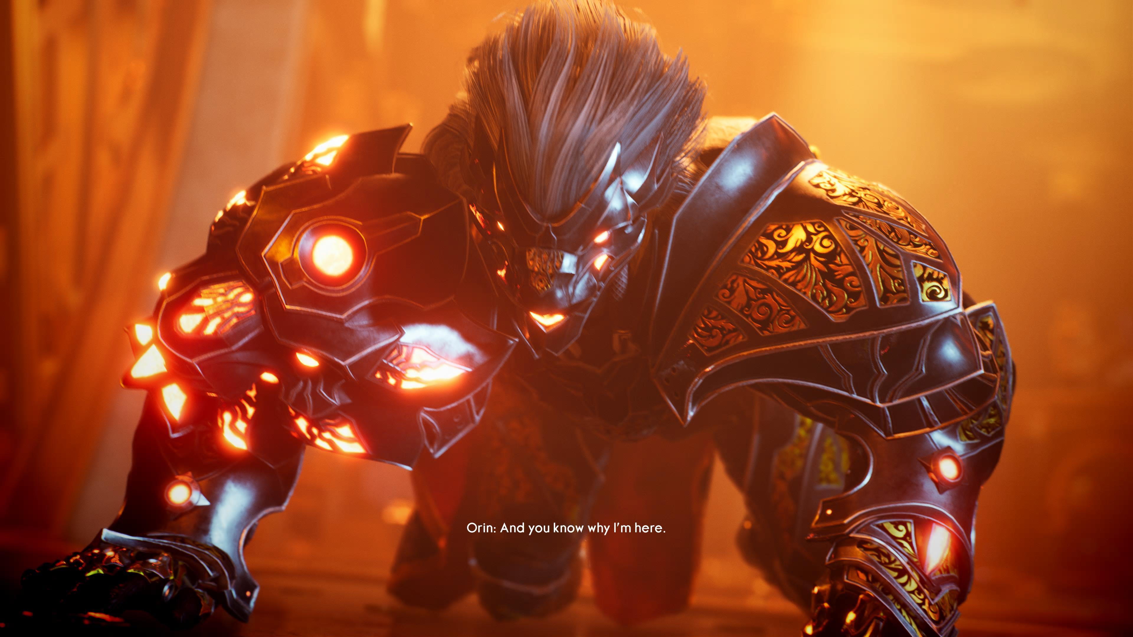 Какой получилась первая анонсированная для PlayStation 5 игра? Обзор Godfall