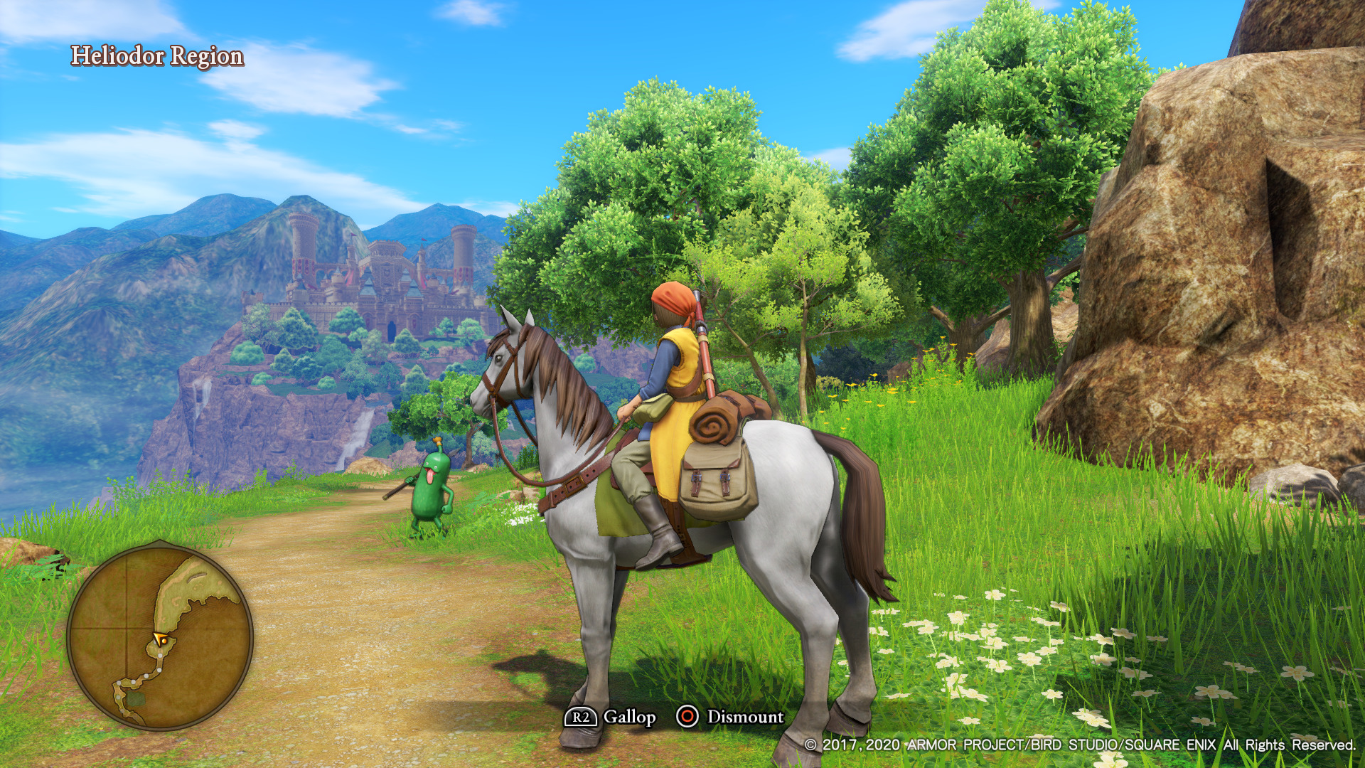 Король традиционных JRPG: Обзор Dragon Quest XI S: Echoes of An Elusive Age - Definitive Edition