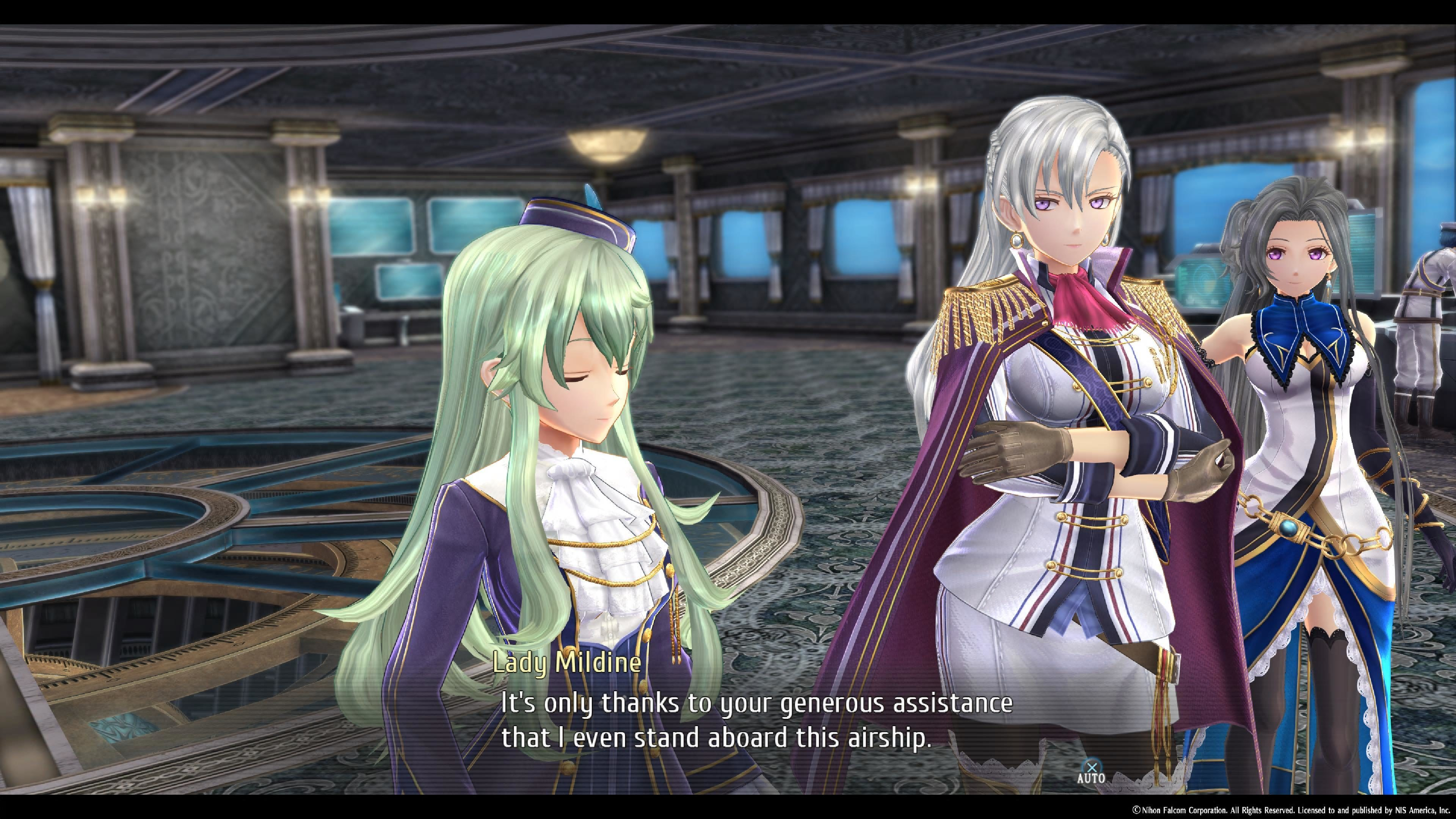 Для фанатов: Обзор The Legend of Heroes: Trails of Cold Steel IV
