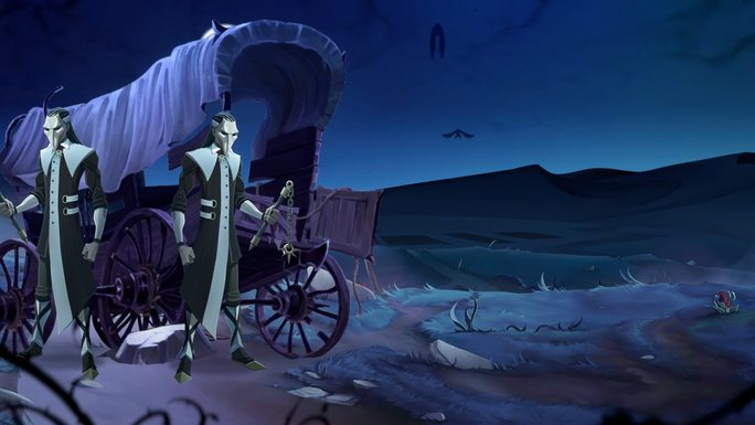 Рогалик на Хэллоуин: Обзор Rogue Lords
