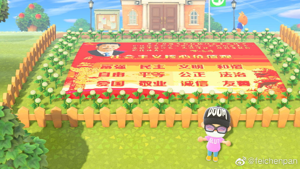 Stalin Lenin And Mao Zedong Chinese Adorn Homes In Animal Crossing New Horizons With Portraits Of Communist Leaders Freemmorpg Top