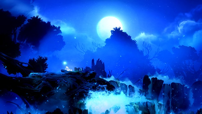 Обзор  Ori and the Blind Forest: Definitive Edition