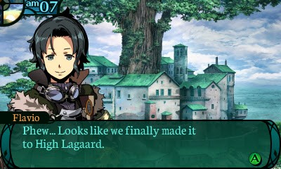 Etrian Odyssey 2 Untold: The Fafnir Knight
