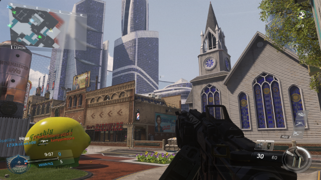 Call of Duty: Infinite Warfare Multiplayer, Zombies in Spaceland