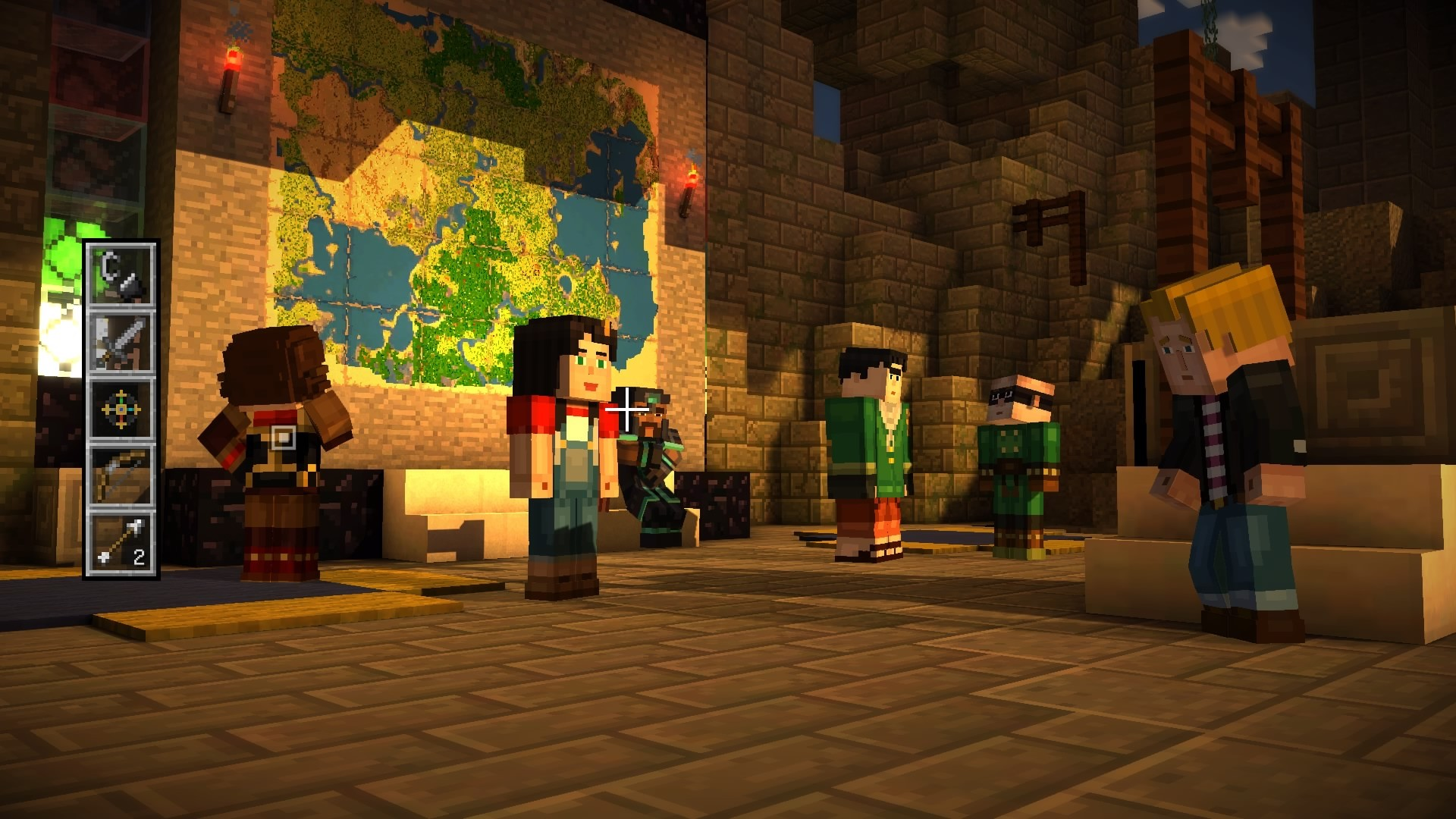 Minecraft: Story Mode - Episode 2 - Assembly Required