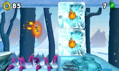 Sonic Boom: Fire and Ice