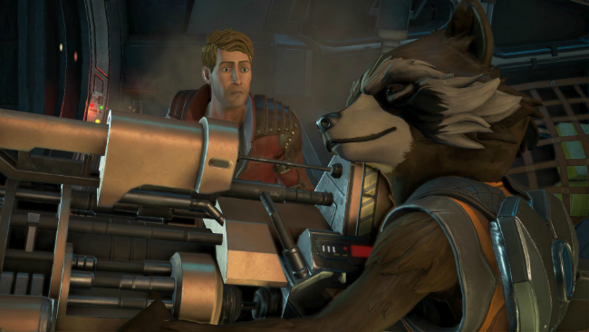 Marvel's Guardians of the Galaxy - Episode 1: Tangled Up in Blue