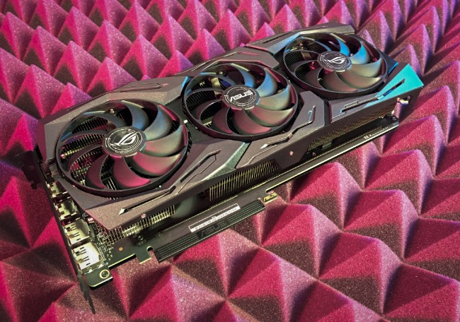 ASUS ROG Strix GeForce GTX 1660 Ti - O6G - Gaming
