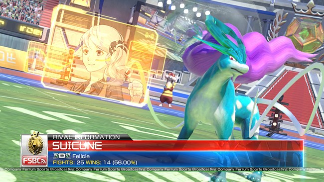 Обзор  Pokken Tournament