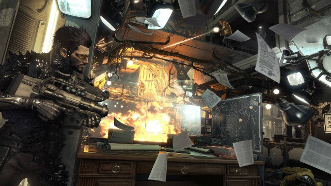 Mankind Divided