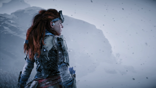 Обзор  Horizon Zero Dawn: The Frozen Wilds