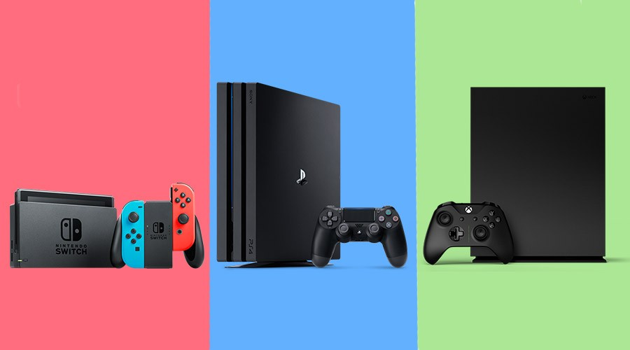 PS4/X1/Switch