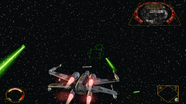 Star Wars: Rogue Squadron: Rogue Leader II
