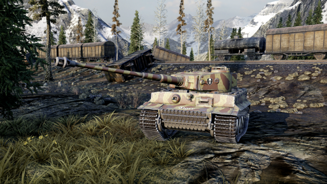 World of Tanks 4K