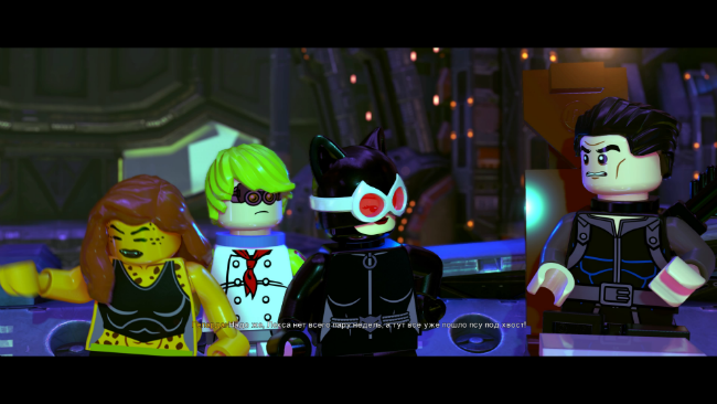 Обзор  LEGO DC Super-Villains