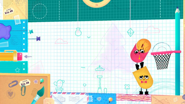 Snipperclips Plus: Cut It Out, Together