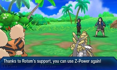 Pokemon Ultra Sun / Ultra Moon
