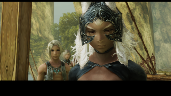 Final Fantasy XII: The Zodiac Age для Xbox One и Nintendo Switch