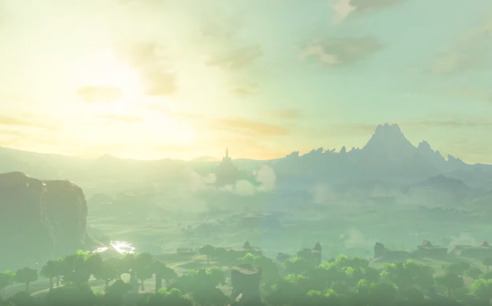 The Legend of Zelda: Breath of the Wild 2