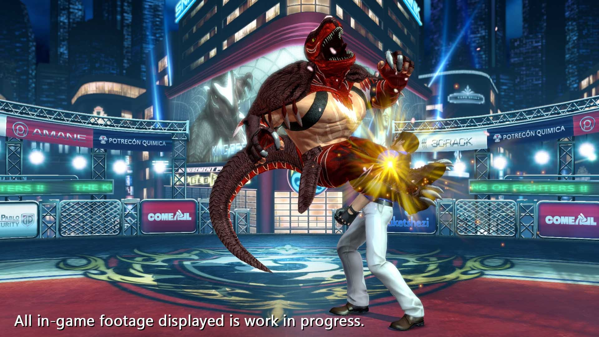 The king of fighters xiii (snk playmore) (2013)