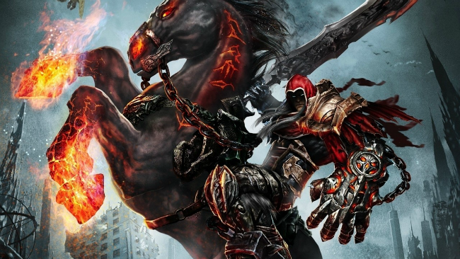 Darksiders: Warmastered Edition для Nintendo Switch