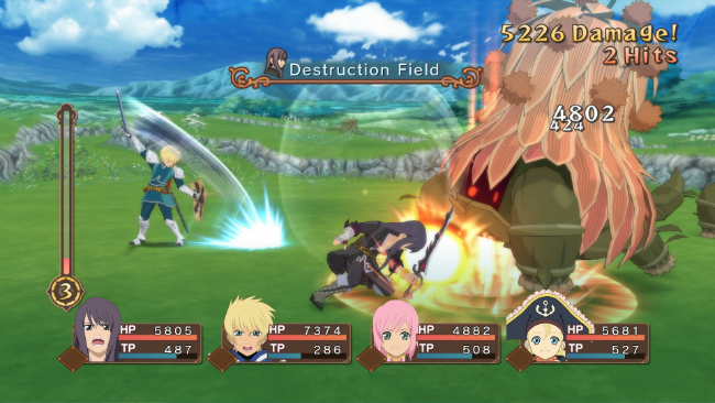 Обзор  Tales of Vesperia: Definitive Edition