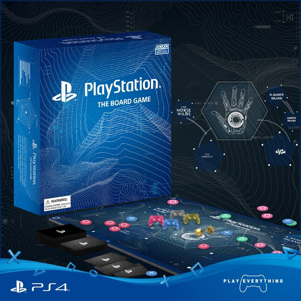 PlayStation: The Board Game
