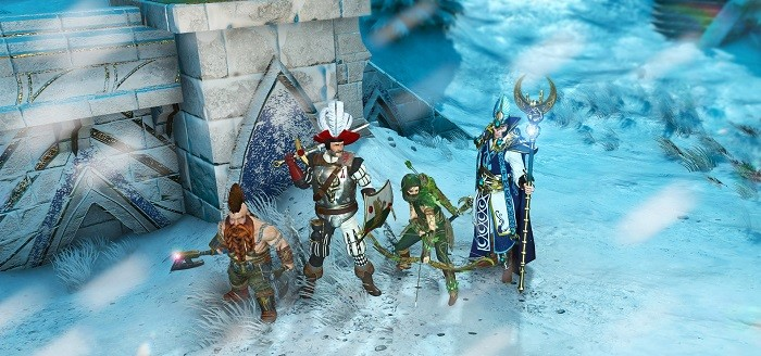 Warhammer: Chaosbane - состоялся запуск ролевого экшена, представлен премьерный трейлер