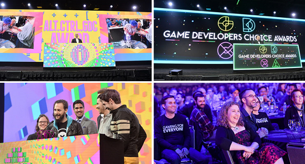 GDC Awards 2018