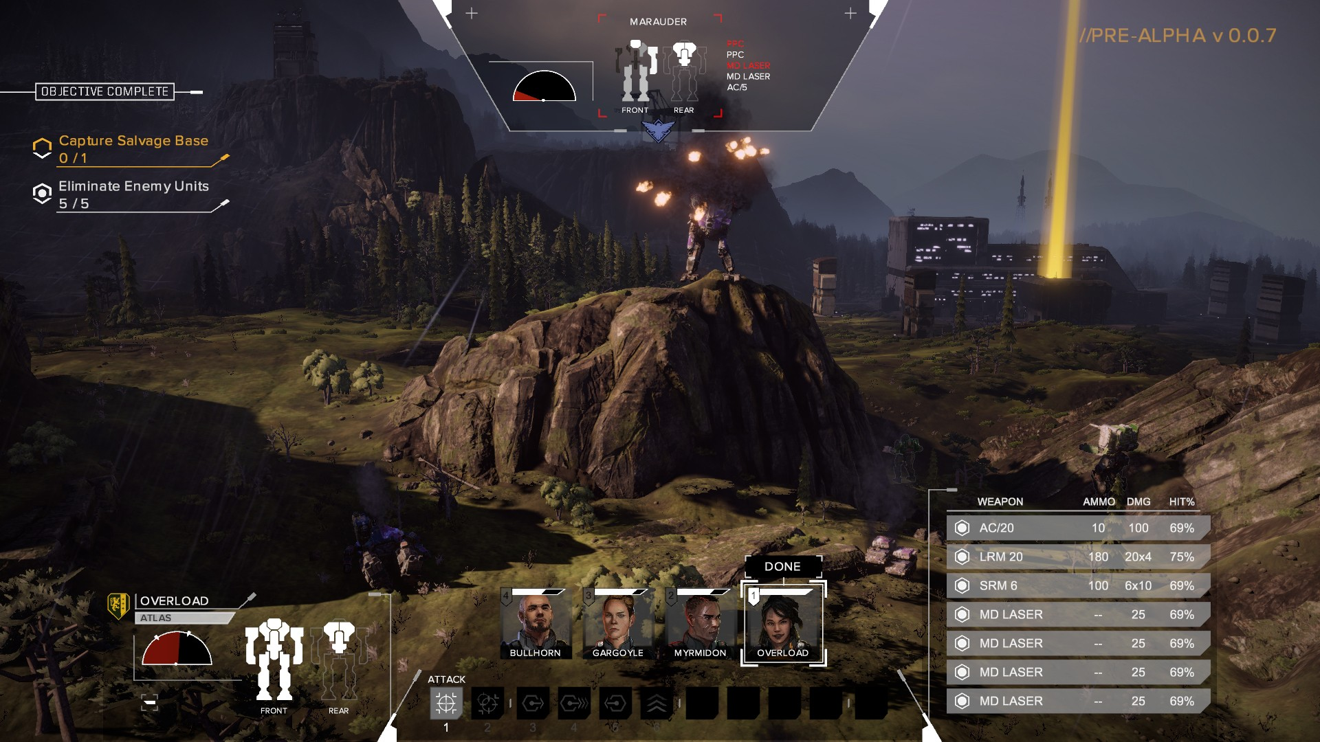 Set in the popular world of battletech, this deep strategy game allows players to visit three