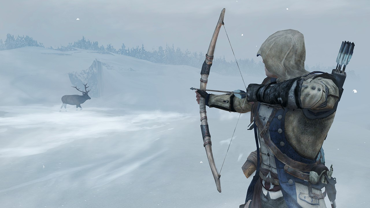 przeci assassins creed iii - 1280×720