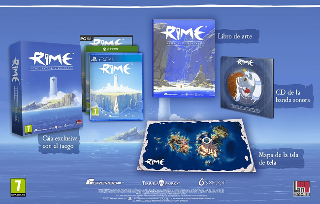RiME: Collector's Edition