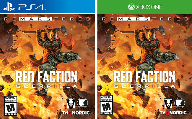 Red Faction: Guerrilla - ReMARStered